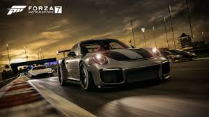 porsche gold forza motorsport 7 officially goes gold free demo coming this month