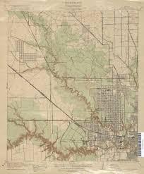 Houston Texas Zip Code Map by Old Houston Maps Houston Past