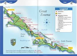 The Bahamas Map The Bahamas Goodmotherdiet