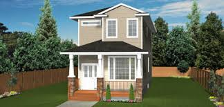 2 storey house plans with garage by edesignsplans ca