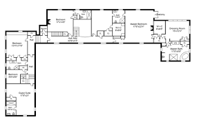 l shaped ranch house plans shocking uncategorized shaped ranch house plans in pic of homes