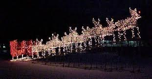 lighted reindeer sleigh with 2 deer led set lighted reindeer and sleigh state room