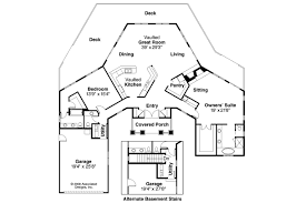 100 garage under house floor plans house plans with