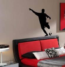 deco chambre foot chambre adolescent garçon football deco chambre original