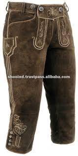 lederhosen designer bavarian garments trachten shorts lederhosen designer fashion