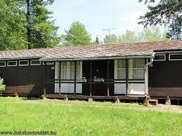 balatontourist balatontourist camping u0026 bungalows park bungalow