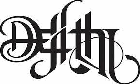 ambigram life death ambigramas pinterest graphics