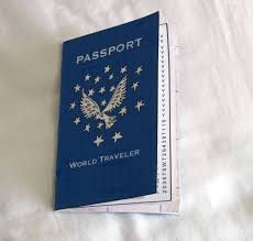 travel printables for kids pretend passport suitcase craft