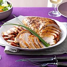 top 10 simple turkey recipes best easy thanksgiving dinner cooked cooker turkey breast recipe taste of home