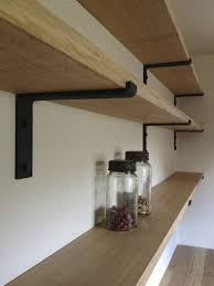 shelves inspiring pantry shelf brackets how to install pantry