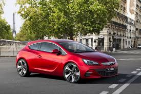 opel astra hatchback 2014 opel astra gtc pictures and info autotribute