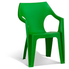 Plastic Patio Chairs Curver Resin Patio Chair Green Target