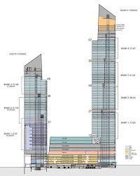 time warner center floor plan new york 30 hudson yards north tower 1 296 ft 92 floors