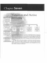 penman 5ed chap007 valuation finance capital asset pricing model