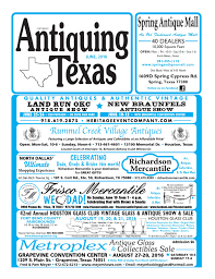 ant tx upload 6 16 by antiquing texas issuu