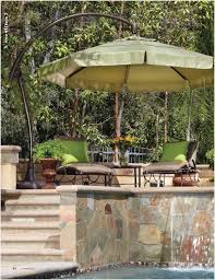 12 Foot Patio Umbrella 15 Foot Patio Umbrella Elegantly Elysee Magazine