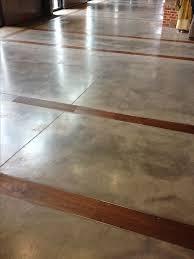 Tiling On Concrete Floor Basement by Best 25 Concrete Wood Floor Ideas On Pinterest Concrete Floors