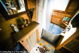 Composting Toilet For Tiny House by A Tiny House For Tall People Living Big In A Tiny House