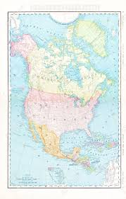 Chicago Map Of Usa by Map Of Usa And Mexico Mexico Map Usa Canada Map Cities Usa Canada