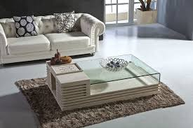 sofa center table glass top top ten modern center table lists for living room homesfeed