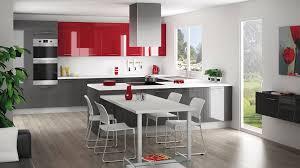 cuisine gris et dcoration cuisine cuisine et noir ikea best gallery