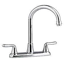 american standard kitchen faucets american standard kitchen faucet 2 2 gpm 7 3 4in spout 24pr07