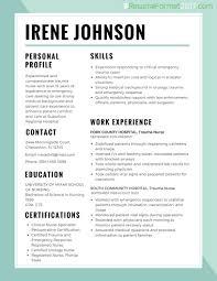 best resume format for nurses proper resume format 2017 resume best format for nurses 2018
