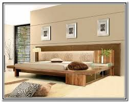 queen size platform bed frame with storage home design ideas