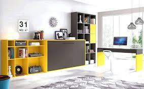 bibliothèque avec bureau intégré bibliothaque bureau integre bureau integre bibliotheque lit