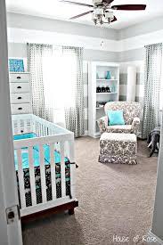 Nursery Decorations Boy Nursery Ideas Gray And White