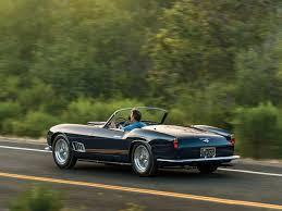 Ferrari California Gt 250 - 14 million 1958 ferrari 250 gt lwb california spider is heading