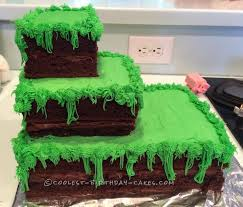 minecraft cake easy minecraft cake minecraft cake