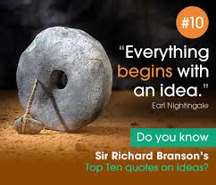 sir richard branson s top ten quotes on ideas success resources