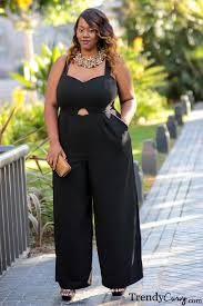 Trendy Plus Size Jumpsuits Monif C Is One Of My Favourite New Designers Plus Size Fashion