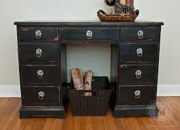 How To Make Furniture Look Rustic by How To Distress Furniture With Beeswax Salvaged Inspirations