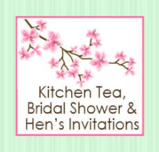 kitchen tea invites ideas engagement invitations save the date cards kitchen tea and