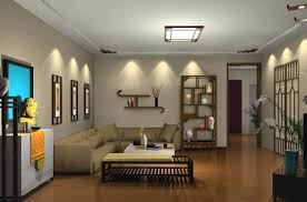Designer Lights For Bedroom Simple Living Room Sofa And Wall Lamp Interior Design Designer
