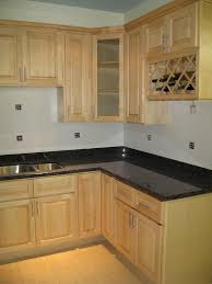 Canadian Kitchen Cabinets Natural Maple Kitchen Cabinets