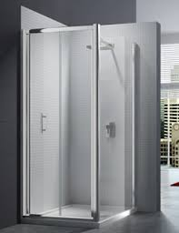 Infold Shower Door by Merlyn 8 Series 700mm Infold Shower Door M84401