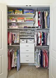 Design A Closet Organized Living Kids Closets And Storage