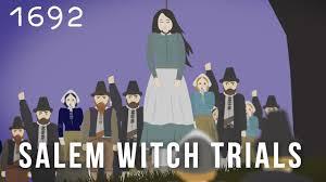 the salem witch trials 1692 cartoon youtube