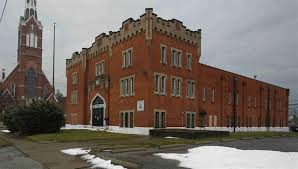 The Armories Winter Garden - guard sells off findlay armory the blade