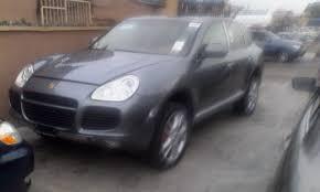 2006 Porsche Cayenne - 2006 porsche cayenne turbo u20a6 7 000 000 2348096417029 autos