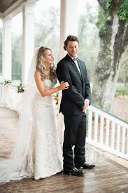 glamorous black tie holiday wedding at the duncannon plantation in