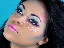 mermaid makeup google search halloween pinterest mermaid