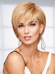 short haircuts behind the ears success story wig by raquel welch 100 human hair wigs com