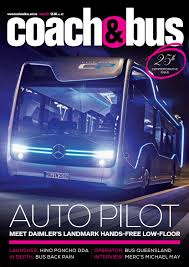 coach u0026 bus issue 25 sep oct 2016 by transport publishing