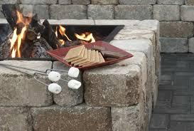 Brick Fire Pit Kit by Firepit Kits