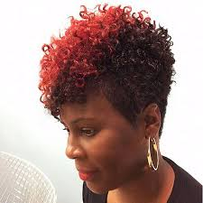 jheri curl hairstyles for women short haircuts for black women curly hair pinterest short