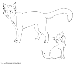 warrior cats coloring pages fablesfromthefriends com
